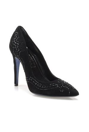 Loriblu Scarpa 4iod90870M3C48006Pj Kadın Ayakkabı Camoscıo Nero