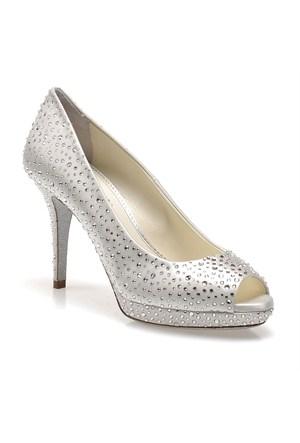 Loriblu Scarpa 3Eq19376Qfs8013Cs Kadın Ayakkabı Raso Avorıo
