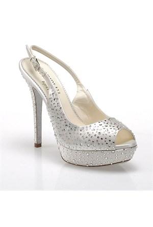 Loriblu Scarpa 3Ep12108Pfs5013C Kadın Ayakkabı Raso Avorıo