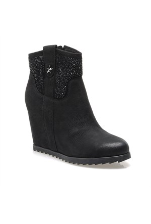 Pretty Nana Gipsy Aragon 852401 Kadın Ayakkabı Siyah