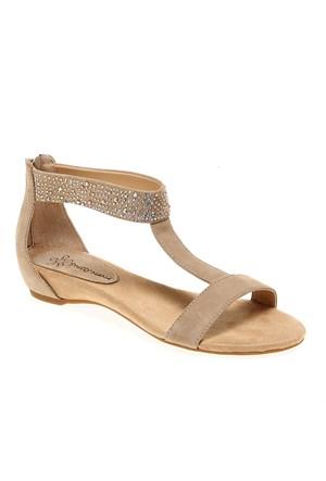 Pretty Nana Cipro 980423 Kadın Ayakkabı Creme