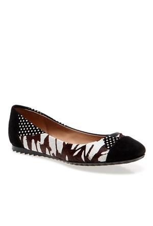 Shelly Pretty Nana Cipro+Cavallino 600202 Kadın Ayakkabı Siyah