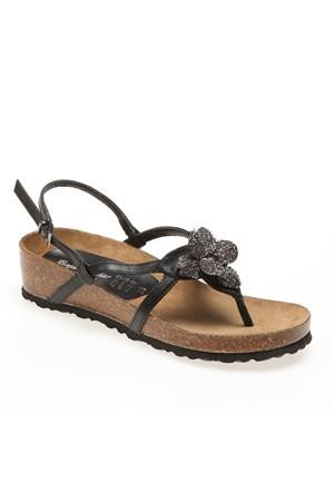 Calzaturoficio Silva A053 Kadın Ayakkabı Siyah