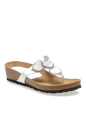 Calzaturoficio Silva A088 Kadın Ayakkabı Bın Bıanco