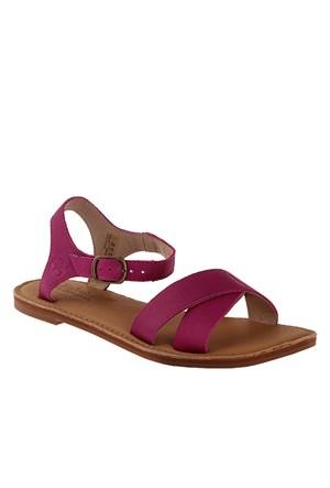 Timberland Ek Sheafe Ankle Strap 8731A Kadın Dahlia Mauve Gluvy Sandalet
