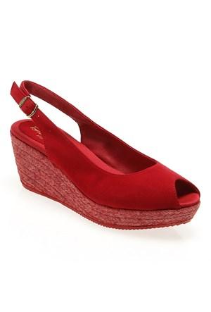 Toni Pons Edina Kadın Ayakkabı Kırmızı