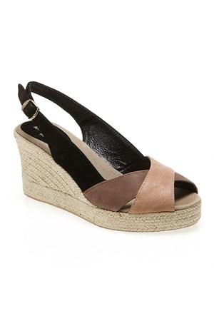 Toni Pons Margot-D5 Kadın Ayakkabı Nude Taupe