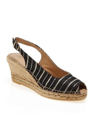 Toni Pons Coimbra Kadın Ayakkabı Siyah