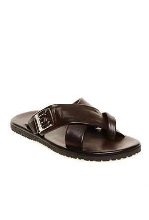 Emozioni Footwear M5704 Erkek Ayakkabı Brown 20