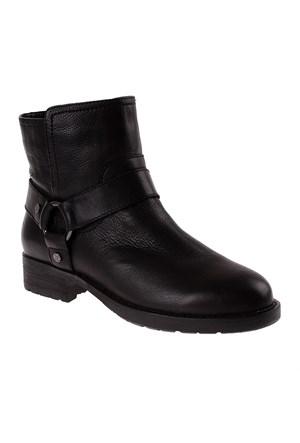 Dkny Tumbled Leather 23350432 Kadın Ayakkabı Siyah