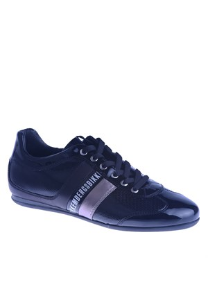 Bikkembergs Springer 98 i. Shoe M Patent Black Bke106848 Erkek Ayakkabı Patent Black