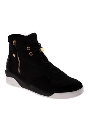 Dkny Scuba/Sport Suede 23358113 Kadın Ayakkabı Siyah