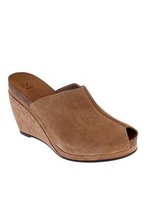 Frau Castoro 52C5 Kadın Ayakkabı Camel
