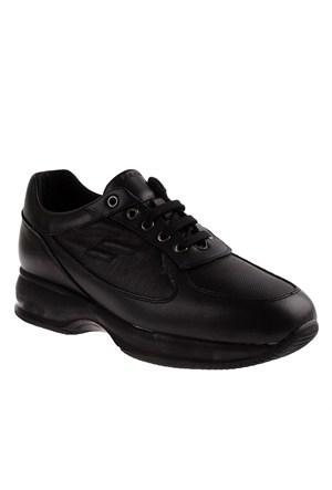 Frau 46P4 Kadın Ayakkabı Siyah