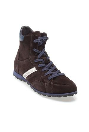 Rascal 686 M. Shoe M Bikkembergs Bke106046 Erkek Ayakkabı Kahverengi