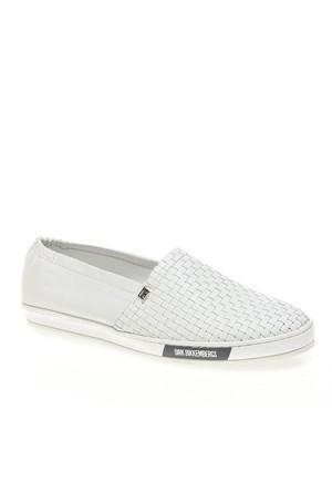 Bikkembergs New Star106 L Shoe M İntercciato Dbr102062 Erkek Ayakkabı Whıte