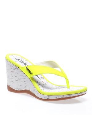 Dkny Moda Matte Neon 23136110 Kadın Ayakkabı Neon Yellow