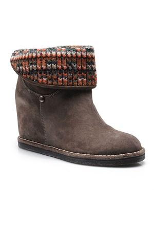 Frau Softy 82D5 Kadın Ayakkabı Kahverengi