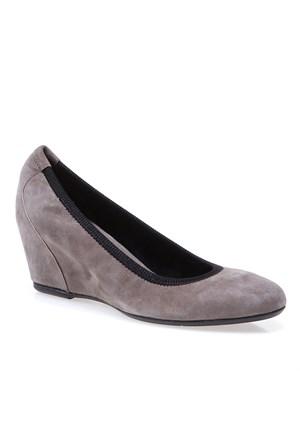B0 Frau Camoscio 71 Kadın Ayakkabı Kahverengi
