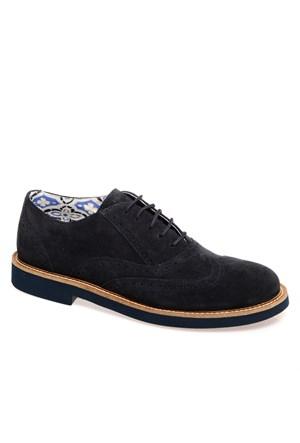 Frau Amalfi 35C2 Erkek Ayakkabı Blu