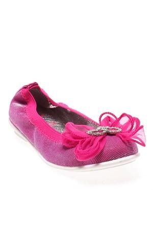 Lelli Kelly Scarpa Lk9724 Çocuk Ayakkabı Fuxia Glitter