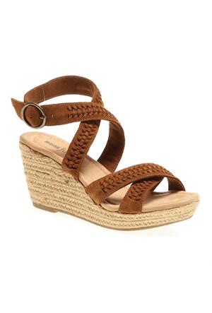 Minnetonka Haley 71307 Kadın Ayakkabı Kahverengi