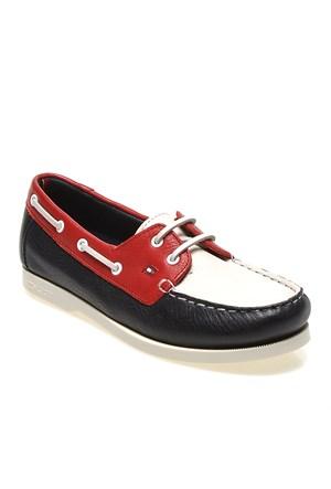 Tommy Sail 1A Fb56816952 Çocuk Ayakkabı Dark Indıgo
