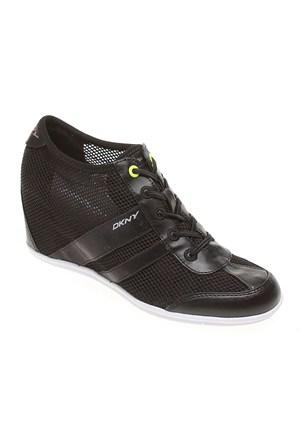 Dkny Cam Open Mesh 23141545 Kadın Ayakkabı Siyah