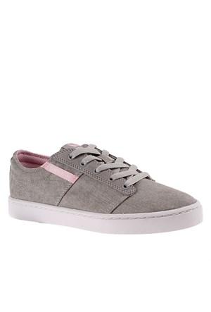 Supra Womens-Stacks ii Sw45001 Kadın Ayakkabı Grey Whıte