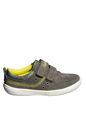 Timberland Littletonekh Lox Olv Taupe 2889A Çocuk Bot Olive With Camo Green