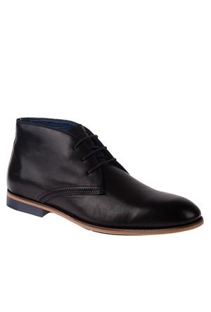Tommy Hilfiger C2285Ampbell 1A Fm56820374 Kadın Ayakkabı Black Grey