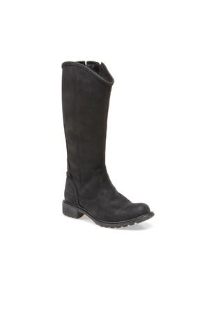 Timberland Stoddard Tall Wp Boot 8600A Kadın Bot Siyah