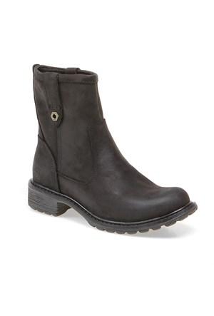Timberland Stoddard Ankle Wp Boot 8569A Kadın Bot Siyah