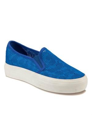 Art Bella C18032 Mavi Kadın Sneaker