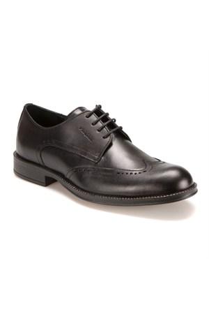 Flogart Rt-7 M 1471 Siyah Erkek Ayakkabı