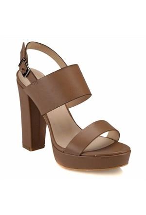 Butigo 328010 Z 1398 Bej Kadın Ayakkabı