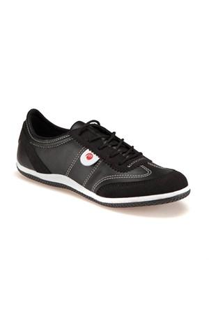 Art Bella U1201 Z Siyah Kadın Sneaker