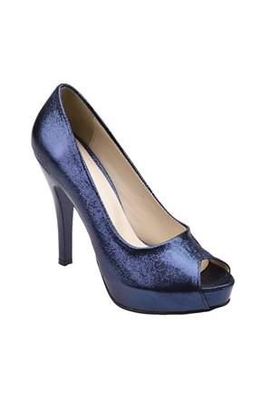 Polaris 61.308453.Z Lacivert Kadın Ayakkabı