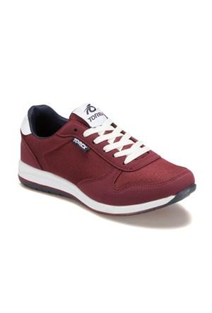 Torex A1273239 Bordo Kadın Sneaker