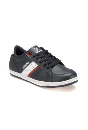 Kinetix A1287398 Lacivert Kırmızı Beyaz Erkek Çocuk Sneaker