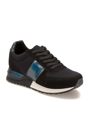 Butigo Bss1640 Z 1506 Siyah Kadın Sneaker