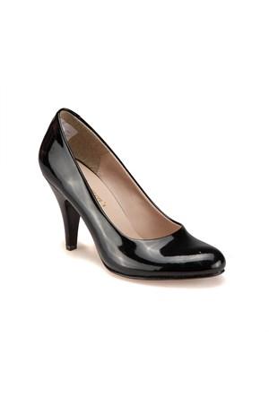 Carmens P308 Z Siyah Kadın Ayakkabı