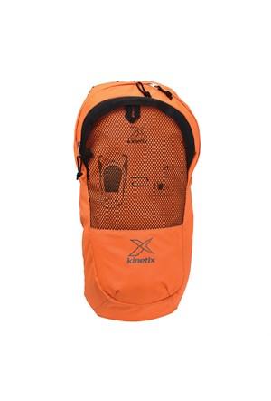 Kinetix A5224046 Turuncu Siyah Unisex Sırt Çantası