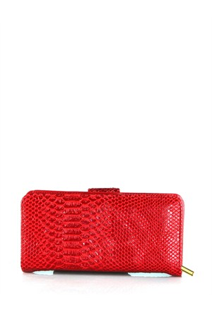 Selesa R-03-04 Kırmızı Cüzdan