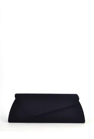 Simalore 8008-20 Nubuk-Siyah Abiye Çanta