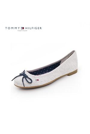 Tommy Hilfiger Allen 1 B Grey Ayakkabı
