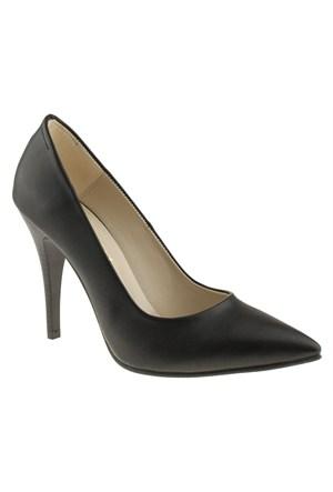 Alisolmaz 151 730-1Z Siyah Ayakkabı