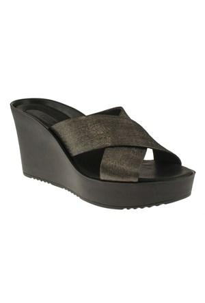 Greyder 99 6Y2ts50132 Siyah Sandalet