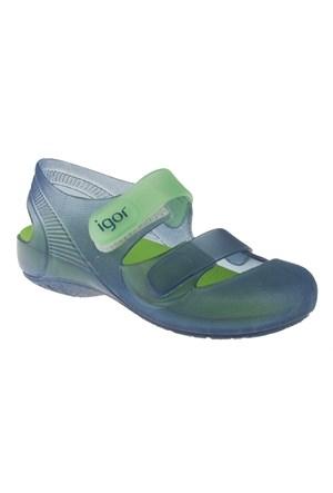 Igor 305 10146P Mavi Sandalet
