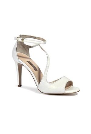 Desa Alexi Kadın Sandalet Beyaz